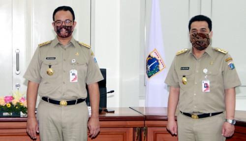 Indikator Tata Kelola Pemerintahan DKI Turun, Anies Baswedan Langsung Minta KPK Kawal