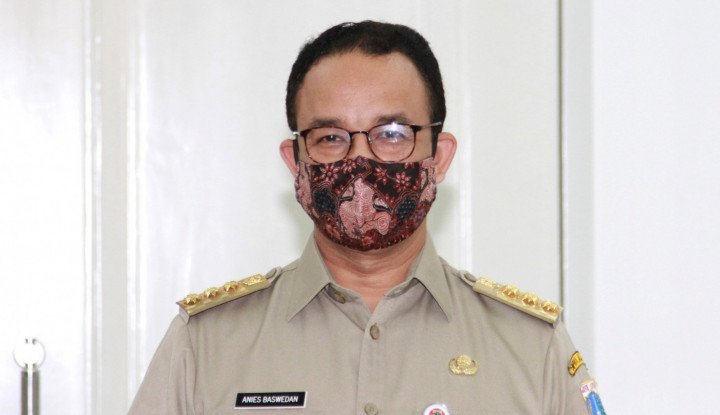 Kemarahan Anies Bukan Main, Orang Demokrat: Hati-Hati Pak Gub..