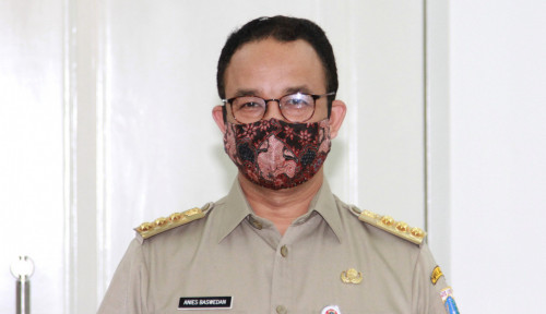 Anies Janji Bakal Tutup Paksa Kantor dan Mal Jika Hal Ini Dilanggar