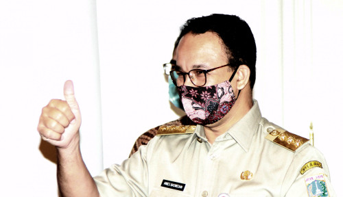 Anies Baswedan: Jakarta Melandai, Tapi Belum Selesai