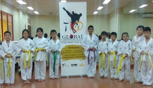 Tingkatkan Kemampuan Siswa, Global Taekwondo Academy Miliki Fasilitas Terbaik