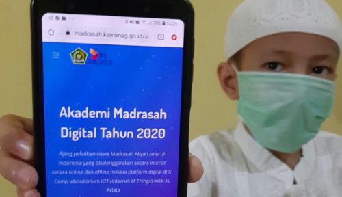 Dukung Revolusi Industri 4.0, XL Axiata-Kemenag Bikin Akademi Madrasah Digital 2020