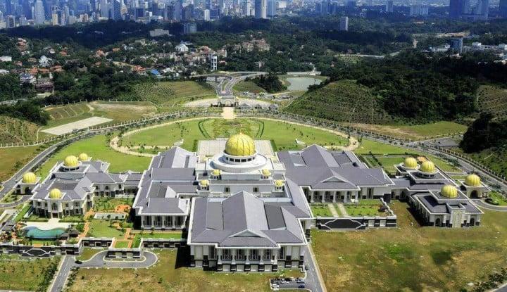 Istana Nurul Iman, Kediaman Megah Sultan Brunei Darussalam