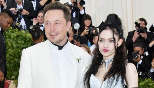 Foto Elon Musk Ganti Nama Anak, Kenapa Tuh?