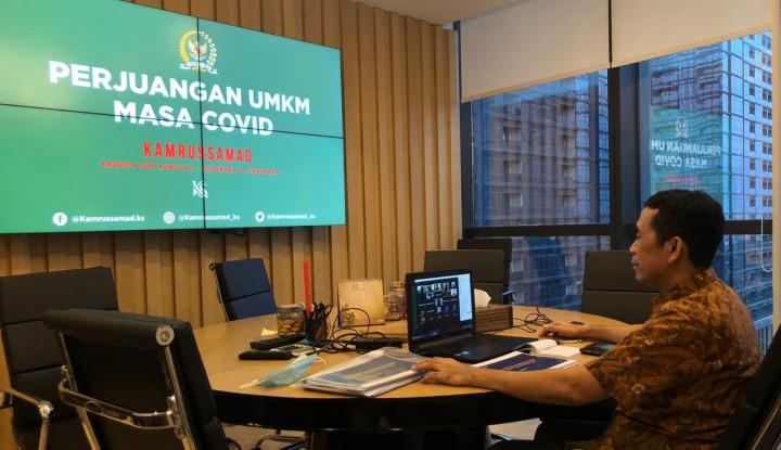 Foto Berita Pemerintah dan DPR Sepakati Paket Stimulus UMKM