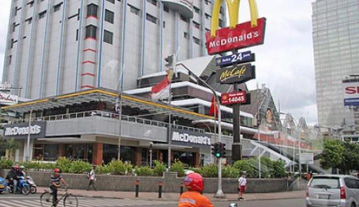 McDonald's Sarinah Tutup, Netizen: Sad Over This