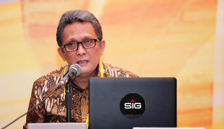 Penjualan Naik Tipis, SIG Ogah Tunda Cicilan Kredit