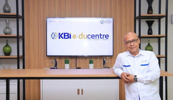 Hadapi 'New Normal' Akibat Covid-19, KBI Luncurkan KBI e-Ducentre