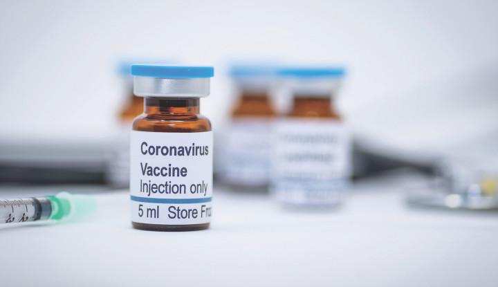 Demi Pengembangan Vaksin, Inggris Kucurkan Dana Rp1,5 Triliun
