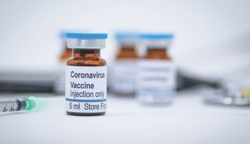 Foto Mengenal Perusahaan Pembuat Vaksin Corona yang Tiba di Indonesia