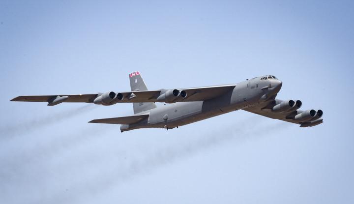 Pamer Kekuatan, Pesawat Pembom B-52 Stratofortress AS Berkeliaran di Indo-Pasifik