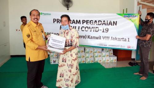 Pegadaian Beri Bantuan untuk Seniman Jakarta