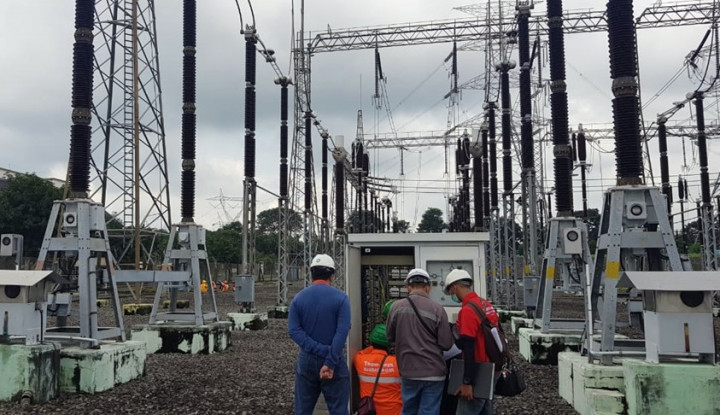 Kuatkan Sistem Listrik, PLN Nyalakan Tegangan GITET Mandirancan dan Bandung Selatan