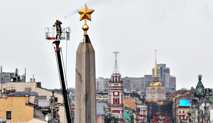 Ada Lebih dari 10 Ribu Kasus Baru dalam Sehari di Negeri Vladimir Putin, Efek Pelonggaran Lockdown?
