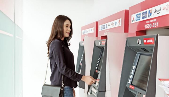 Konsisten Kembangkan Perbankan Digital, Bank DKI Peroleh Ini
