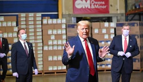 Mantan Orang Penting AS Kritik Kelakuan Aneh Trump: Presiden Pertama dalam Hidup Saya yang...