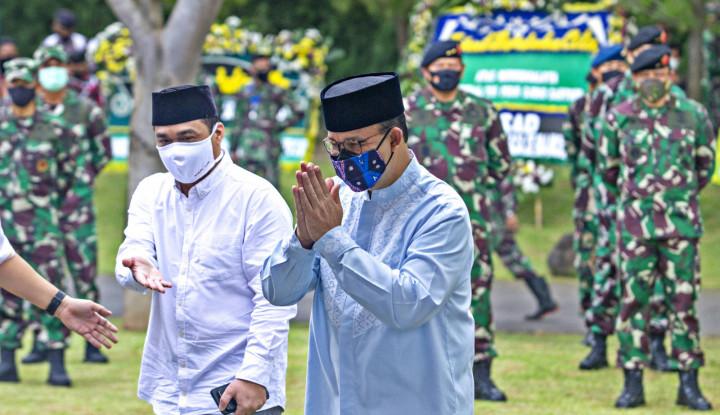 Laju Covid Melambat, Anies Baswedan: PSBB Masih Akan Berlangsung Lama
