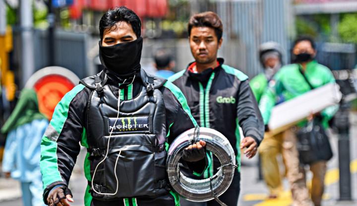 Ojol Ancam Demo Istana Jika Dilarang Angkut Penumpang
