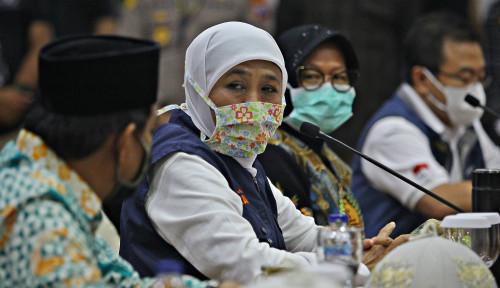KBM Pesantren Dibuka Saat New Normal, Khofifah: Tegakkan Protokol Kesehatan, Jangan Sampai Tertular