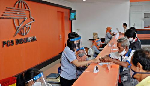 Gegara Pandemi, Transaksi Pengiriman Uang Pos Indonesia Melorot