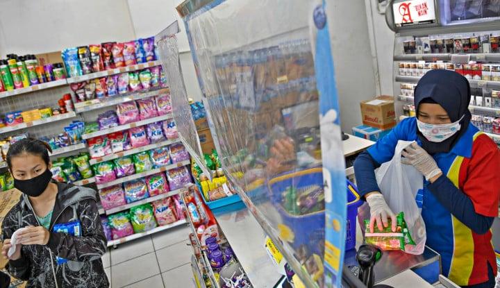 DNET Minimarket Milik Salim Group Apes! Omzet Kinclong, Keuntungan Indomaret Amblas Parah