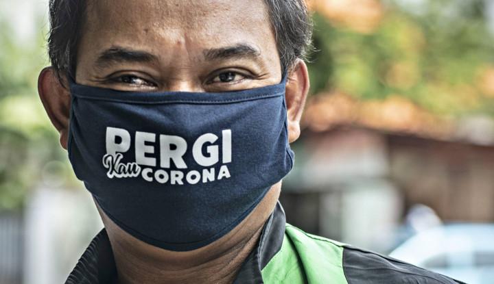 Catat! Ogah Bermasker Penyebab Covid-19 di Jakarta Meledak
