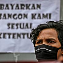 Serikat Pekerja Sebut New Normal Ala Jokowi Tak Tepat Karena...