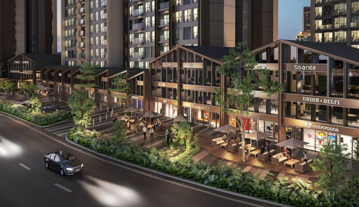 Alam Sutera Realty Luncurkan Kawasan Elevee Promenade