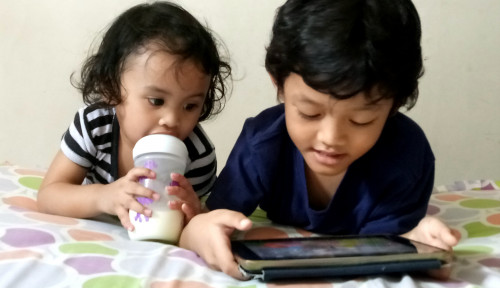 Duh... Studi Mengungkapkan Selama Pandemi Kenaikan Berat Badan Signifikan Terjadi Pada Anak