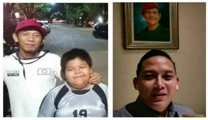 Ajudan Prabowo Beri Beasiswa untuk Pedagang Jalangkote Korban Bully