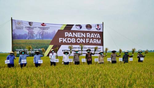 FKDB Sukses Gelar Panen Raya di Cirebon