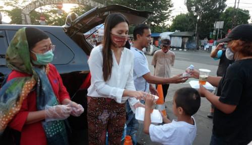 Keliling Jakarta, PPMTI Berikan Bantuan Bagi Kelompok Kurang Mampu