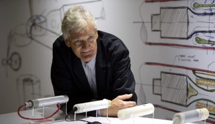 Foto Berita Kisah Orang Terkaya: James Dyson, Penemu Vacuum Cleaner Usai 5.000 Percobaan