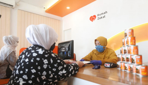 Lewat Ziswaf, Rumah Zakat Berdayakan 518 UMKM