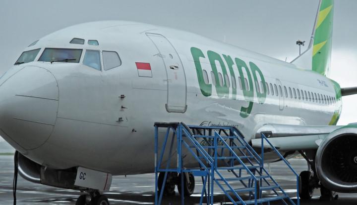 Usai Uji Terbang, Freighter Milik Citilink Siap Angkut Kargo ke Rute Domestik Hingga Asia