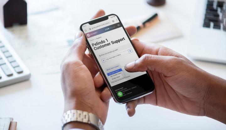 Hadapi Era Digital, Pelindo 1 Hadirkan Aplikasi Customer Relationship Management