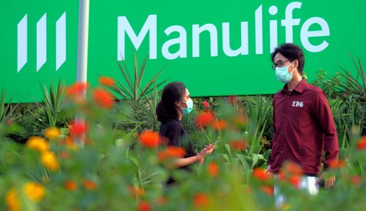 Manulife Survive di Tengah Pandemi Covid-19