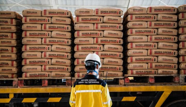 Duh! Perusahaan Untung, Hak Pekerja Semen Indonesia Diabaikan