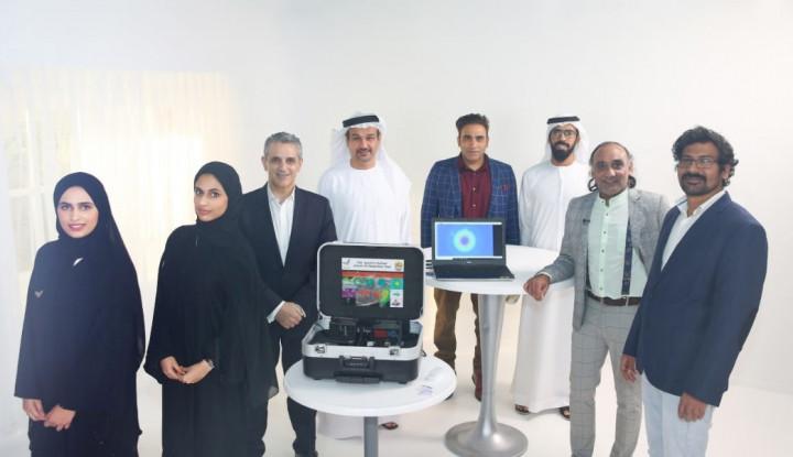 Perusahaan Teknologi UEA Kembangkan Teknologi Laser buat Tes Cepat Virus Corona