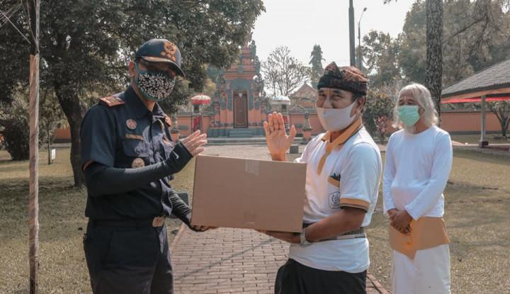 Peduli Dampak Pandemi, Bea Cukai Berikan Bantuan di Malang dan Yogyakarta