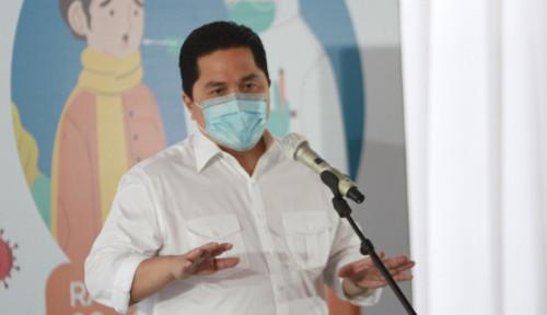 Inkindo Dukung Erick Libatkan UMKM ke Proyek-proyek BUMN Rp14 Miliar