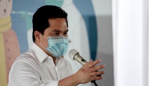 Erick Thohir Bongkar Biaya Perawatan Pasien Corona Hingga Ratusan Juta Rupiah