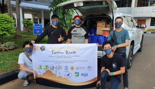 Berbagi di Bulan Ramadan, IBR Relations Salurkan Paket Sembako