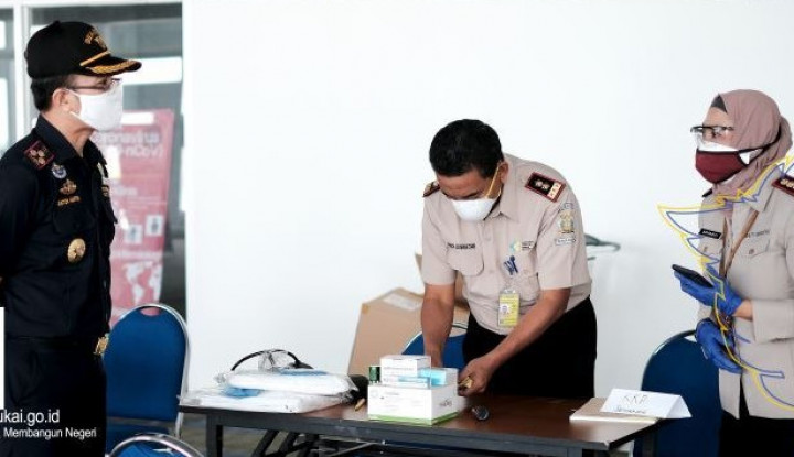 Bea Cukai Siap Terima Kedatangan PMI dari Malaysia