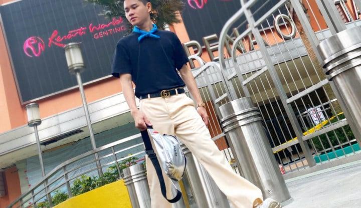 Freddy Huang: Selebgram Asal Batam, Jadi Model hingga Punya Brand Sendiri