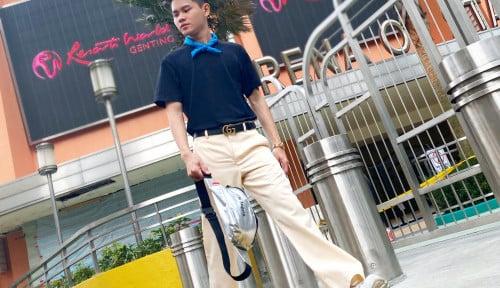 Foto Freddy Huang: Selebgram Asal Batam, Jadi Model hingga Punya Brand Sendiri