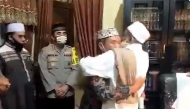 Habib Umar Assegaf ke Polisi: Saya Ingat Wajahnya, Saya Maafkan