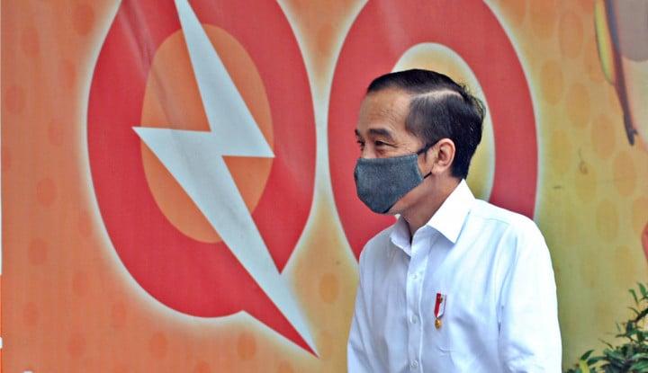 Desak Jokowi Mundur, Kelompok 212 Dikatain Istana: Tukang Gaduh!