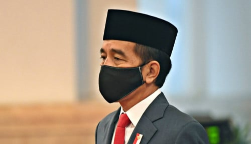 Jokowi Buka Muktamar PPP Via Video Conference