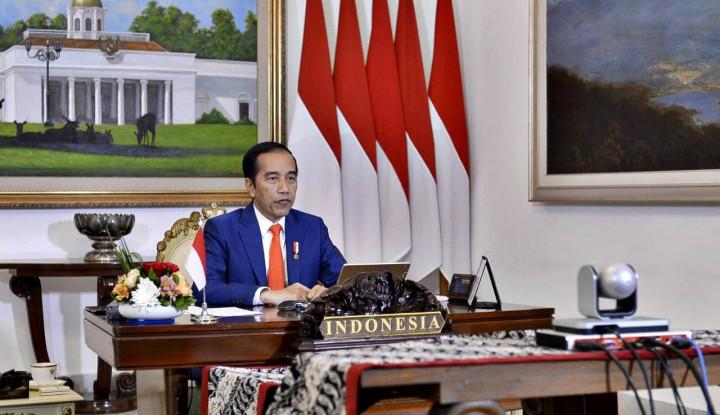 Jokowi: Sebagai Pamong Praja Muda, Saudara Harus Jadi...